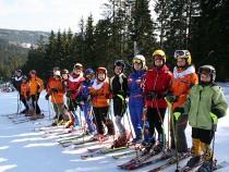 TJ SA Špičák - lyžařský oddíl žáků 2009