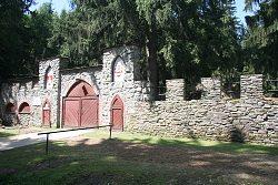 Bývalé lesní divadlo
